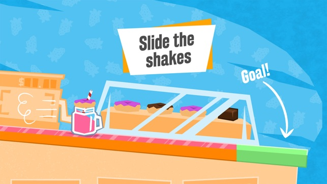 Slide the Shakes Screenshot