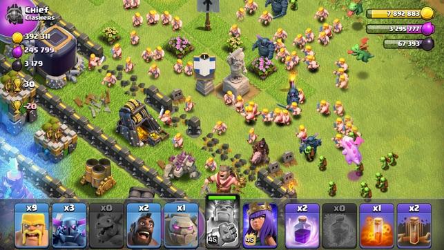 Resultado de imagem para Clash of Clans