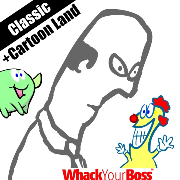 Whack Your Boss Cartoon Land