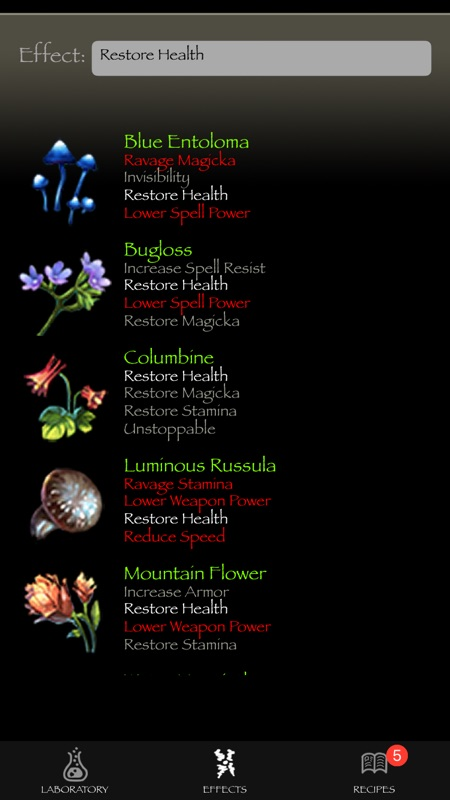 The Elder Scrolls Online: Alchemy Reagents - TESO Guides