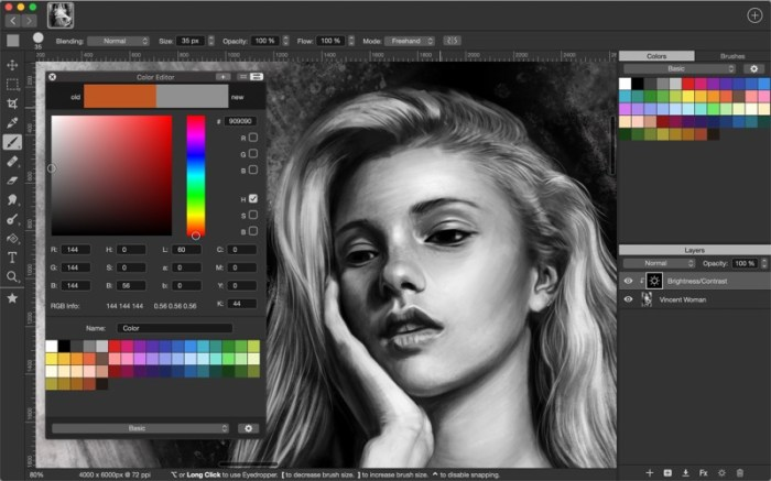 Artstudio Pro: Draw Paint Edit Screenshot 02 12v5x6n
