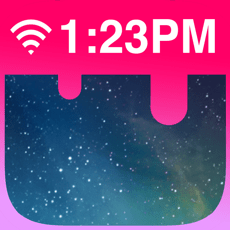 Status Art - Custom wallpaper Bar effects