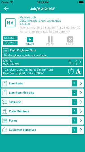 Jobio Field on the App Store