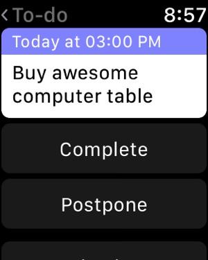 Pocket Lists 2 Screenshot