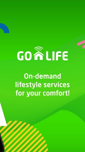 GOLIFE  On Demand Lifestyle on the App Store