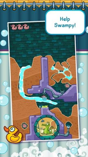 Where's My Water? Lite Screenshot