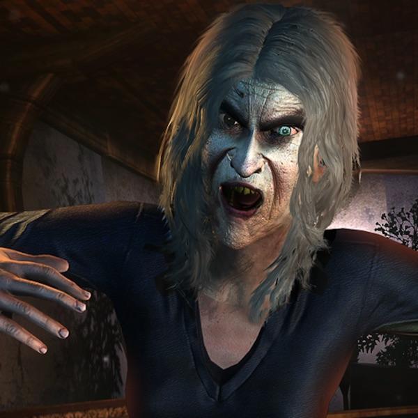 Horror Game: Granny Escape