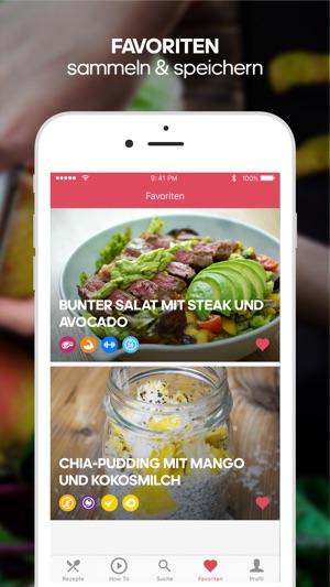 Runtasty Rezepte & Ernährung Screenshot