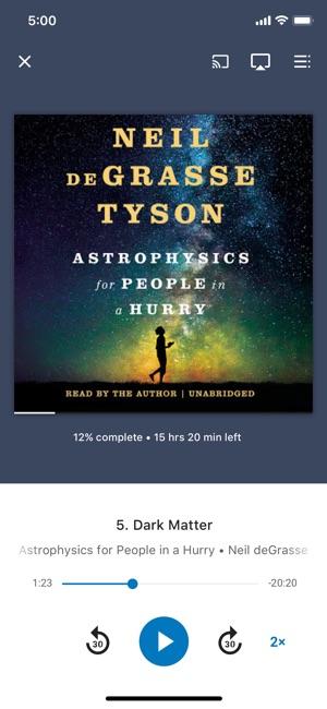Google Play Books Screenshot