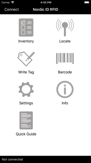 ‎Nordic ID RFID on the App Store