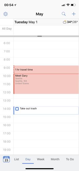BusyCal Screenshot