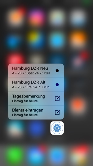 SchichtPro+ Screenshot
