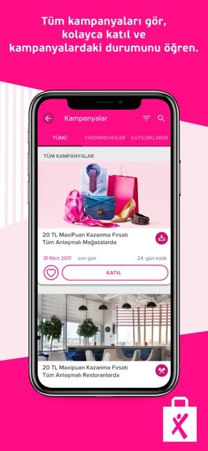 Maximum Mobil Screenshot