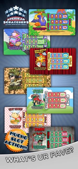 wa lottery scratch games | Games World