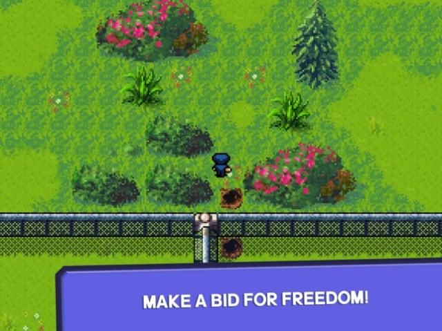 The Escapists: Prison Escape Screenshot