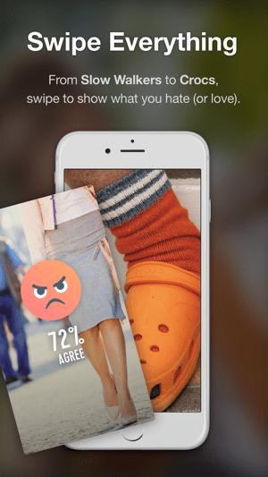 Hater - Find Friends or Dates Screenshot