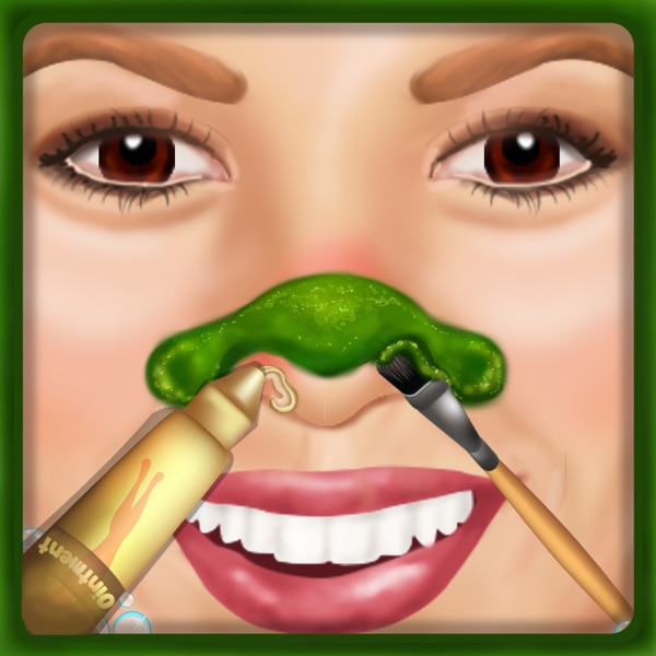 Celebrity Nose Spa – It's Facial Makeover Game for Hollywood Famous Star Girls