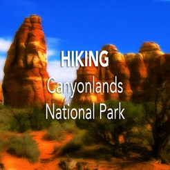 Hiking Canyonlands N. P.