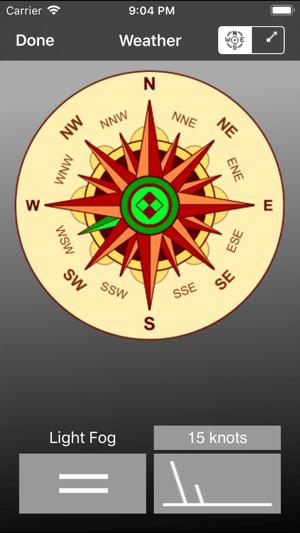 Tactical Fire Table Screenshot