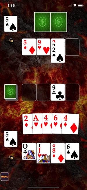Spite & Malice Screenshot