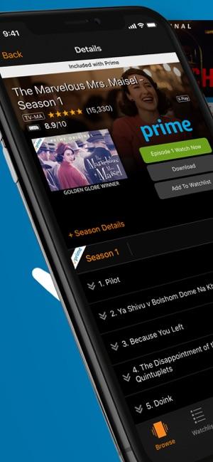Amazon Video Chromecast