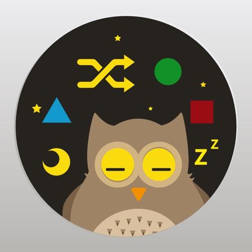睡眠ボタン