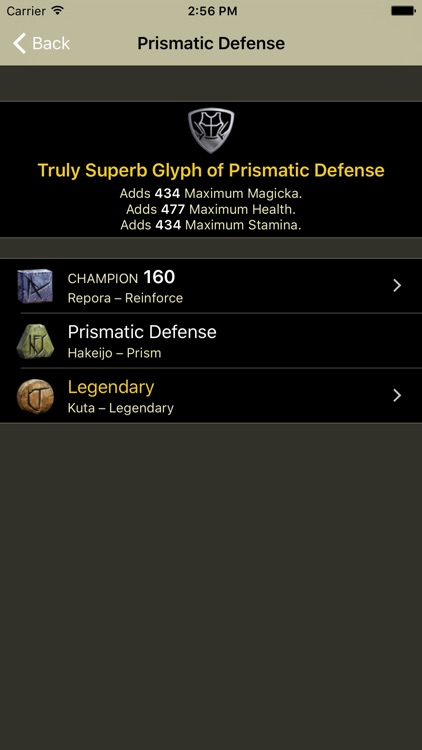Eso Trifling Glyph Of Stamina With Ta : trifling, glyph, stamina, Glyph, Health, PicsHealth