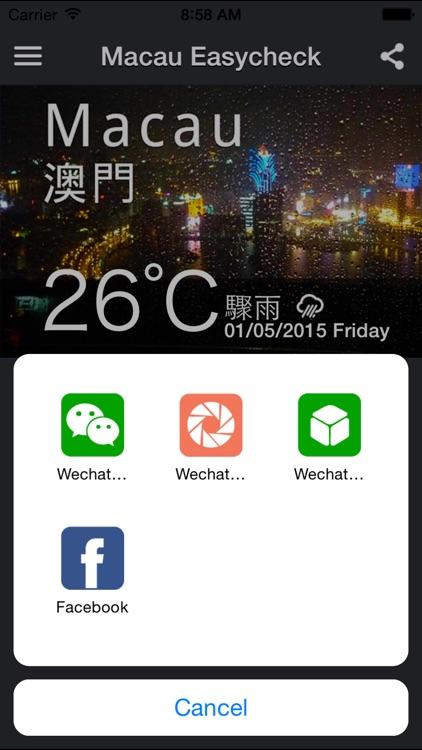 Macau EasyCheck by EasyTone Network Technology Ltd.