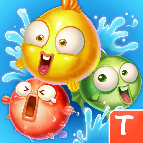 Marine Adventure -- Collect and Match 3 Fish Puzzle Game for TANGO