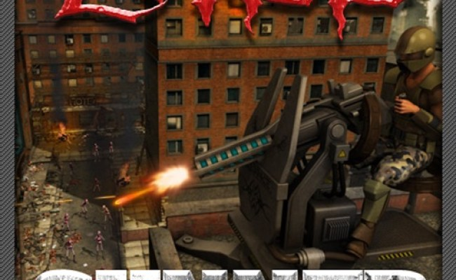 Zombie Shooting Game Gun Free By Muhammad Humayoun