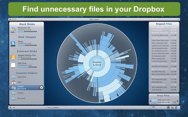 DiskExpert: Free Up Disk Space Screenshot