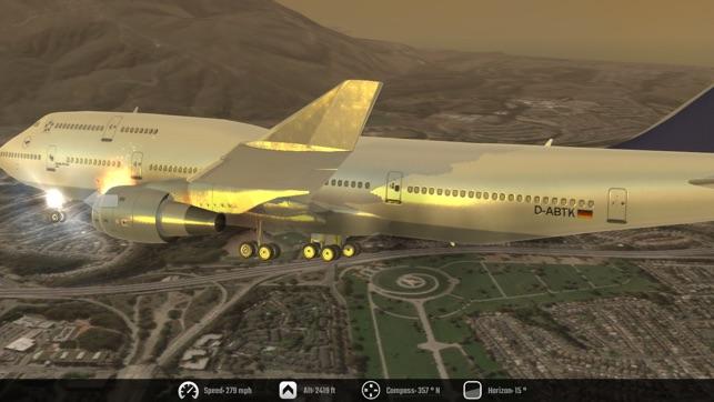 Flight Unlimited X Screenshot