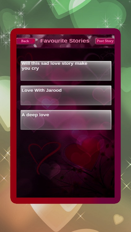 amazing love stories by
