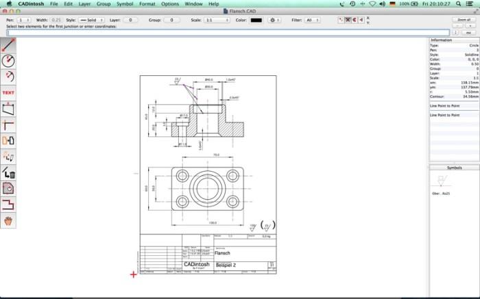 CADintosh X Screenshot 01 ledyphy
