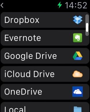 Textkraft Pocket Screenshot