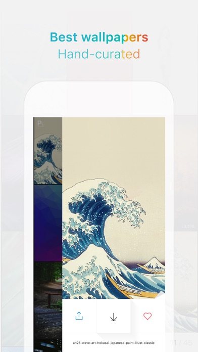 Papers.co - HD Wallpapers for iPhone and iPad Screenshot