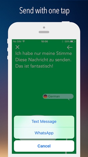 SMS ++ Screenshot