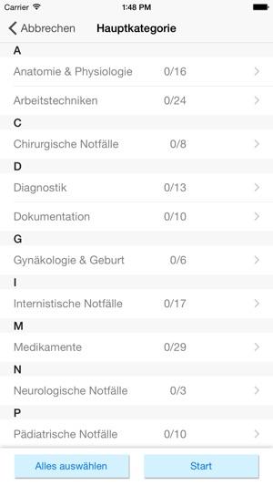 Notfallsanitäter Screenshot