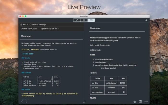 Quiver - take better notes Screenshot 04 rrts6cn