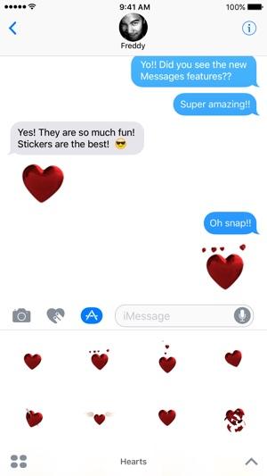 Hearts Screenshot