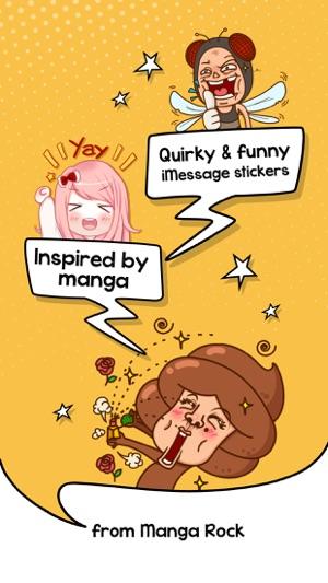Manga Rock Screenshot