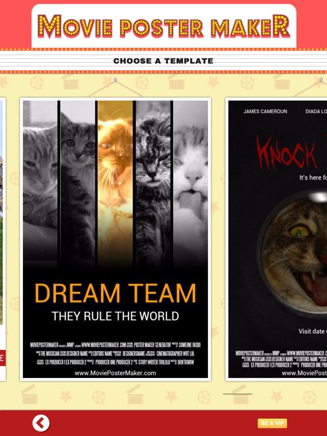 movie poster maker poster maker lab