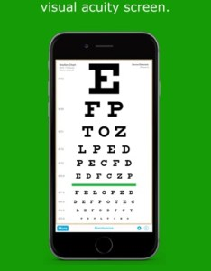 Eyechart vision screening also on the app store rh itunesle