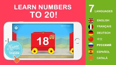 Number Train | | BestAppsForKids.com