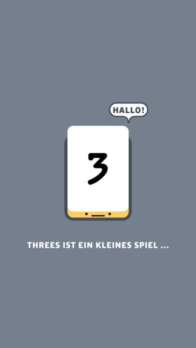 Threes! Screenshot