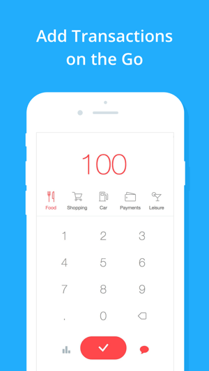 Spender - Money Management Screenshot