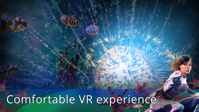 InCell VR (Cardboard) Screenshot