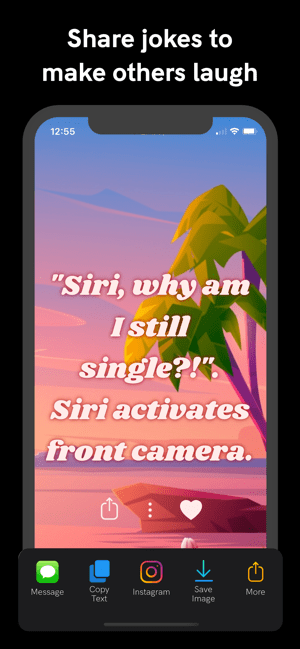 Laugh My App Off - Funny Jokes Screenshot