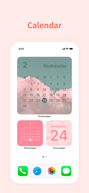 ‎Photo Widget : Simple Screenshot