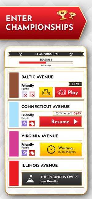 Monopoly Sudoku Screenshot